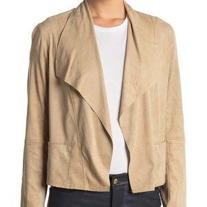 Max Studio Faux Suede Jacket